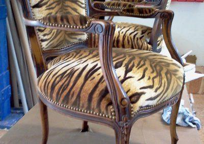 Stuhl Tiger