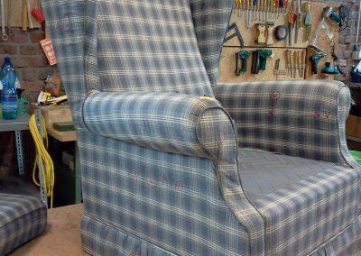 Antiker Stuhl